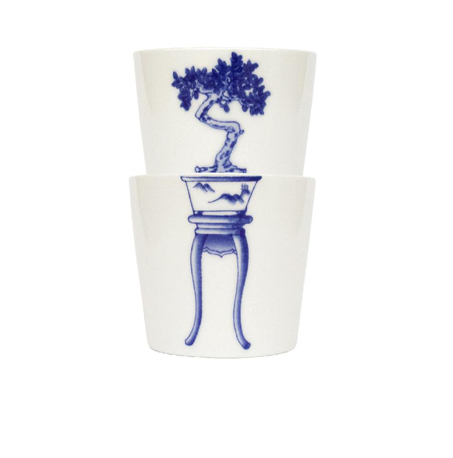 Bonsai Cups - Banyan Tree