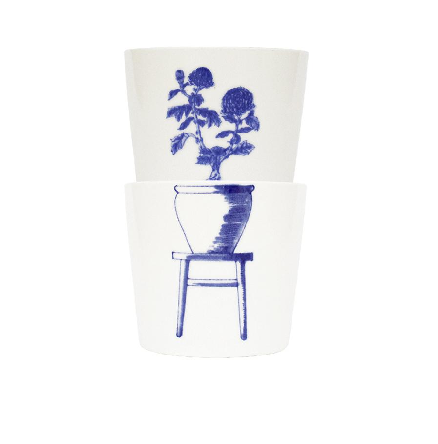 Bonsai Cups - Chrysant