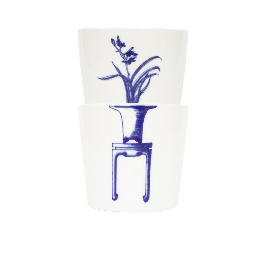 Bonsai Cups - Orchid