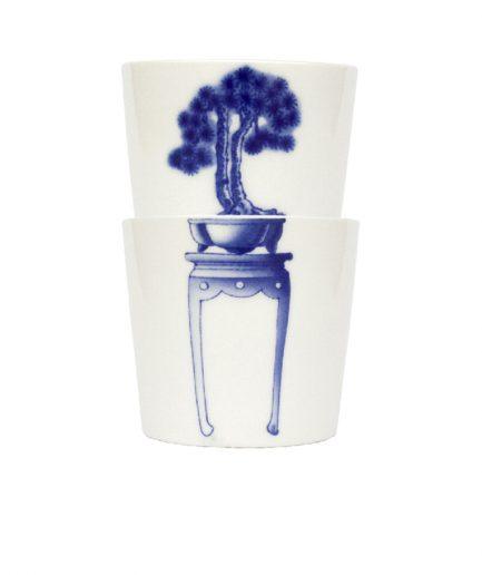 Bonsai Cups - Pinetree