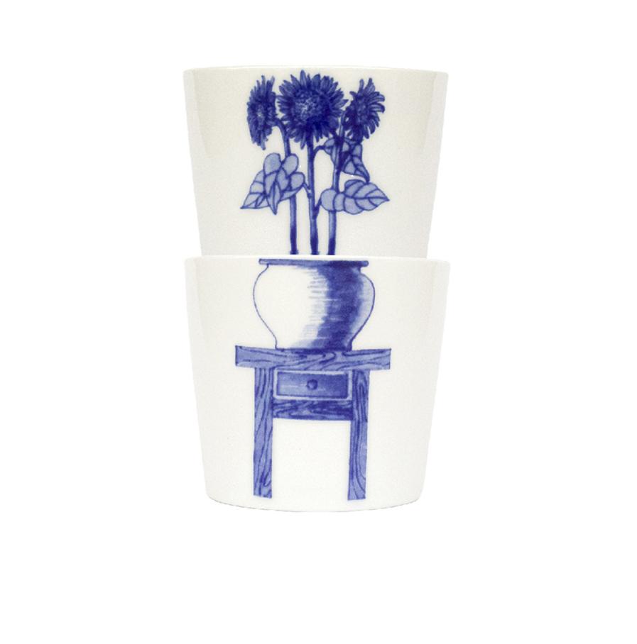 Bonsai Cups - Sunflower