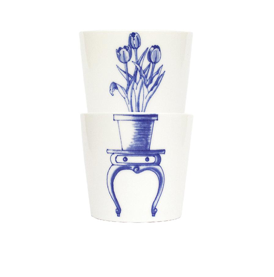 Bonsai Cups - Tulip
